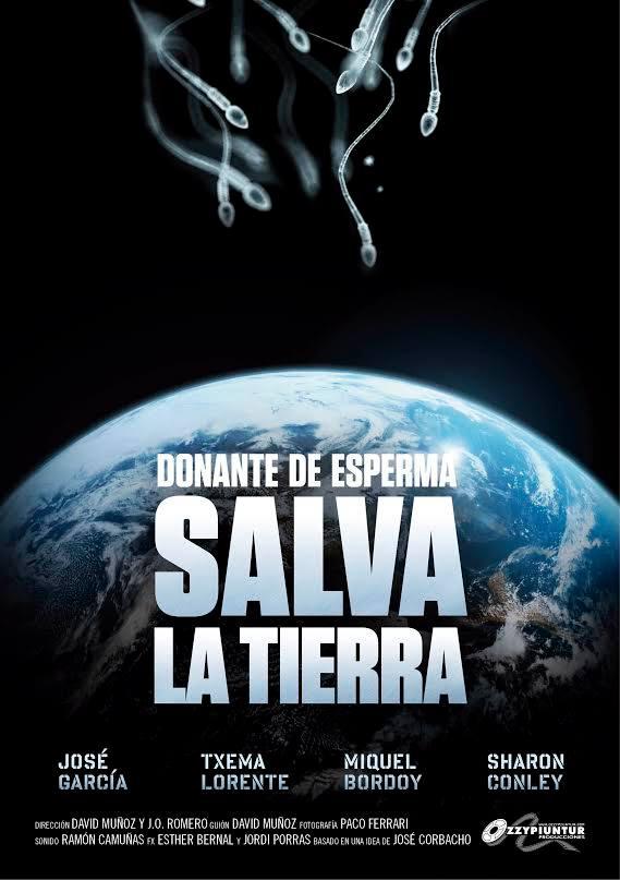 CortoDonante Salva Tierra Esperma La De uZiXPk