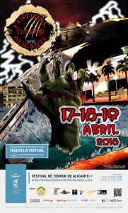 Festival de terror de Alicante