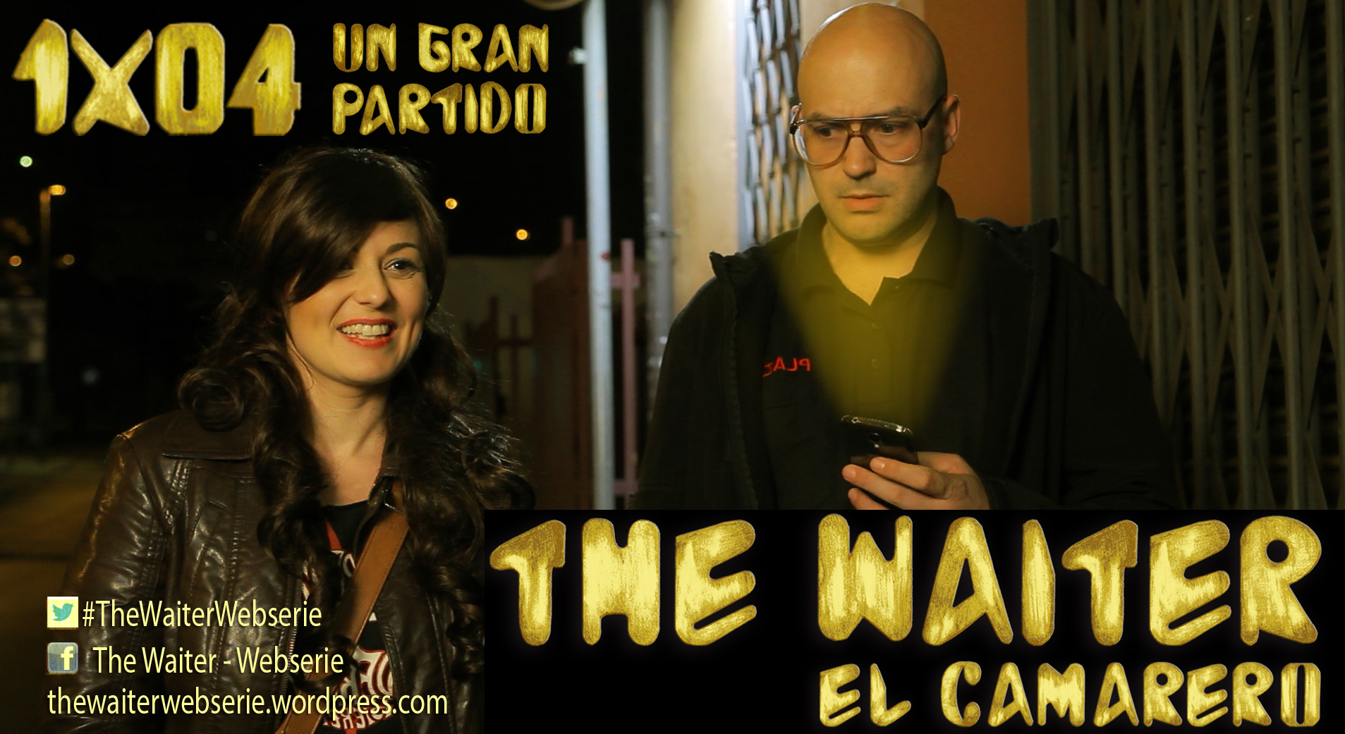 The Waiter capítulo 4: Un gran partido