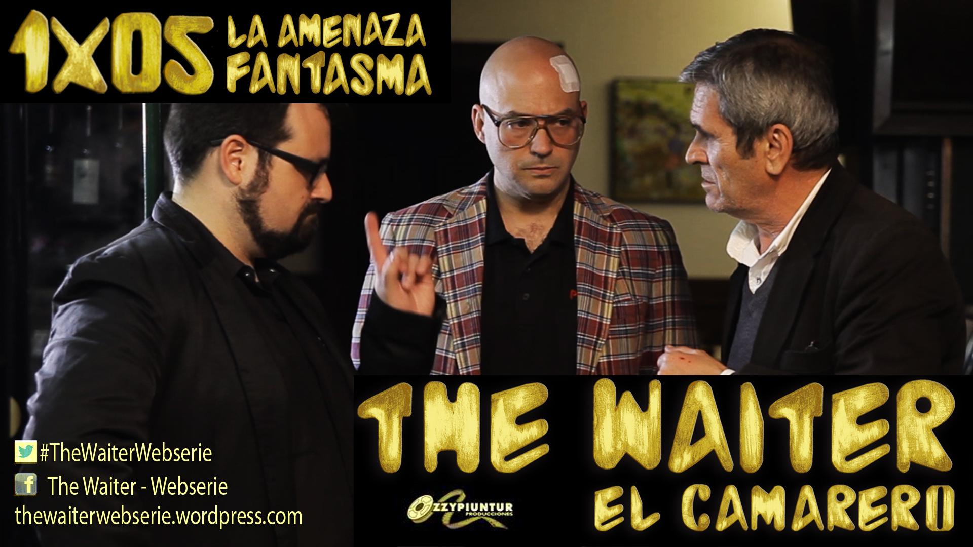 The Waiter Capítulo 5: La amenaza fantasma