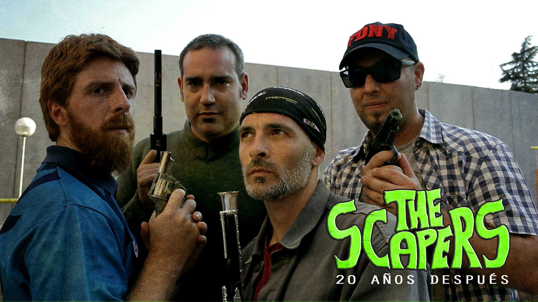 The Scapers: 20 años de cine y amistad
