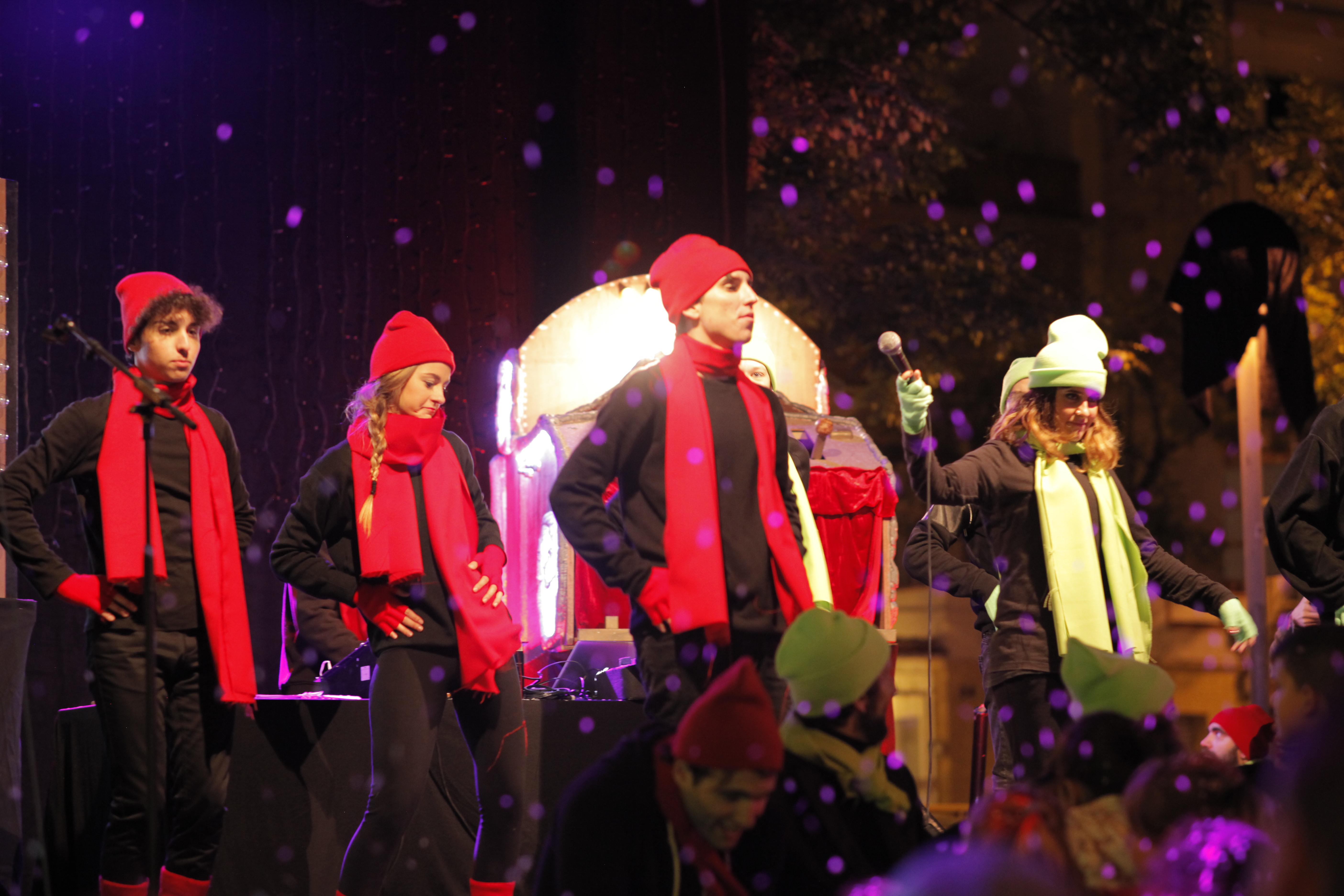 REPORTAJE: Felicitación navideña para Horta y el Carmelo