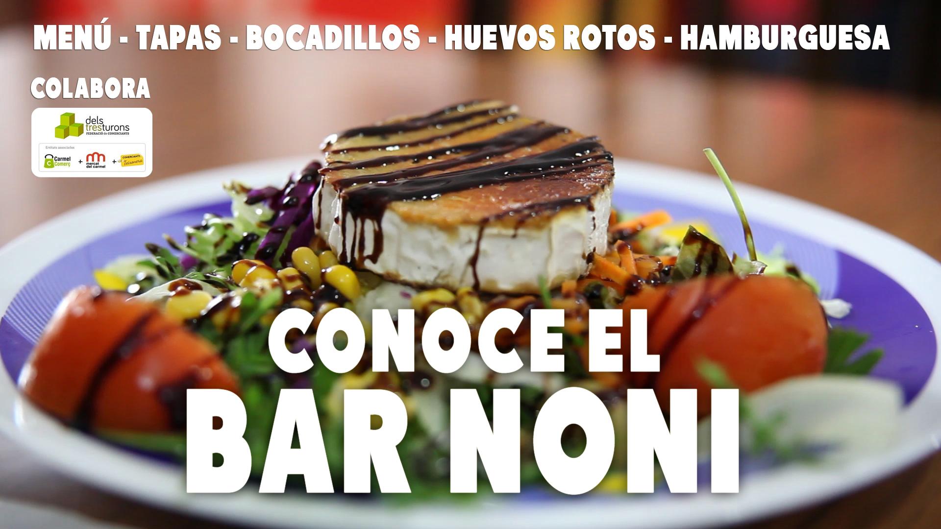Spot: Conoce el Bar Noni