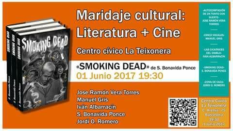 PRESENTACIÓN LIBRO: SMOKING DEAD