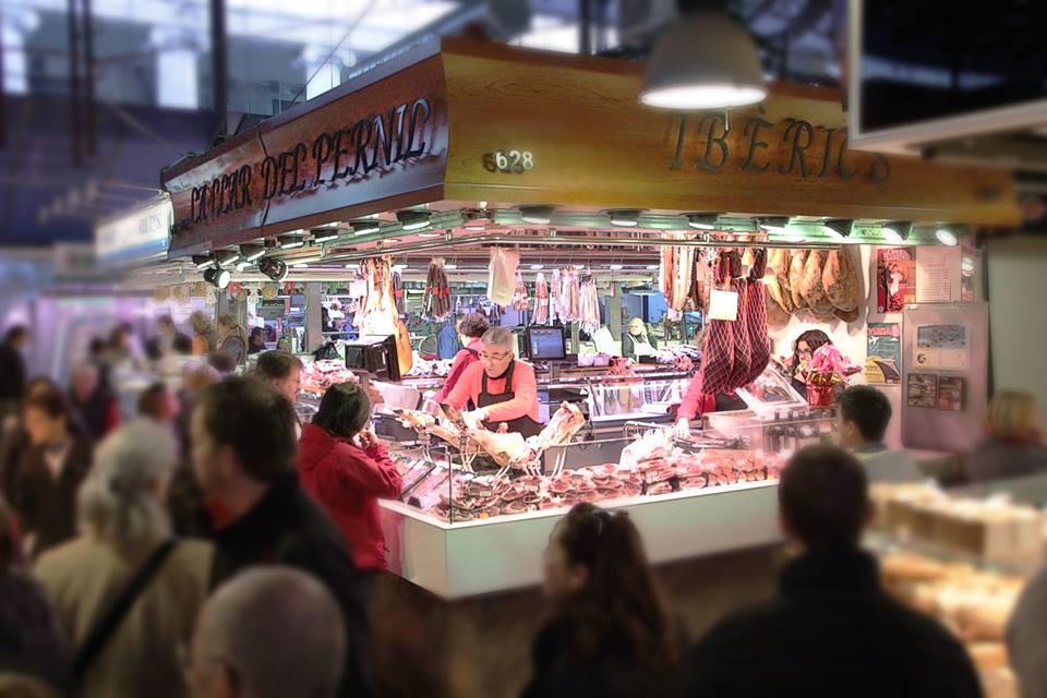 EAT BOQUERIA TOUR: Vídeos para mercados