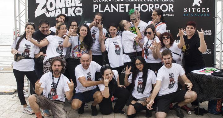 Buffet de Zombies en Sitges Festival