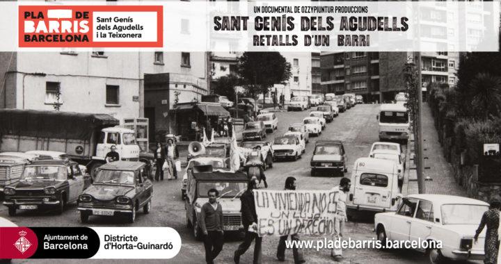 SANT GENÍS DELS AGUDELLS, Retalls d'un barri
